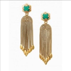NIB Stella and Dot Odeon Earrings